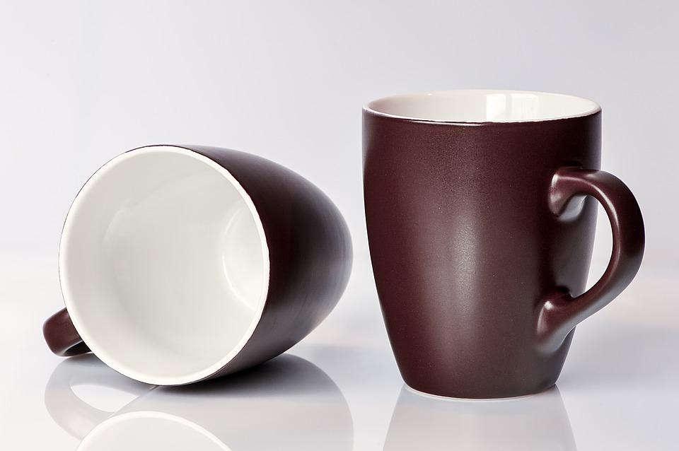 kávové hrnky